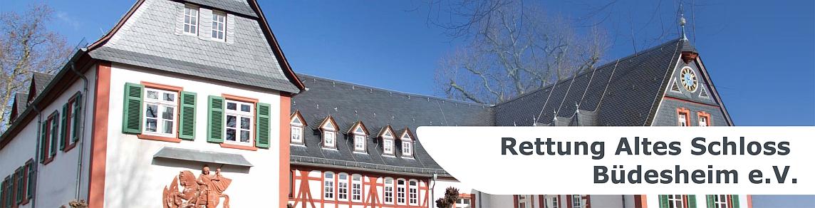 Rettung Altes Schloss Buedesheim e.V.